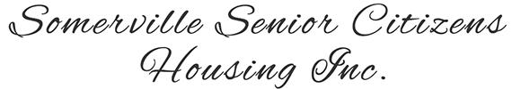 Somerville Senior Citizens Housing Inc.